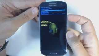 getlinkyoutube.com-Samsung Galaxy S3 I9300 hard reset
