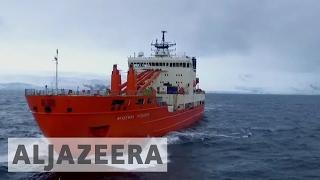 getlinkyoutube.com-Antarctica expedition surveys volcanic islands