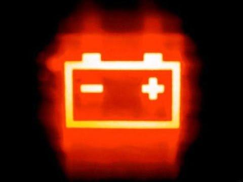 Проверка работы генератора на автомобиле