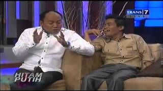 getlinkyoutube.com-Htam Putih 24 Juli 2013 Azis Gagap, Bopak, Maudy [Full Video]