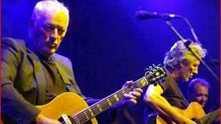 getlinkyoutube.com-David Gilmour & Roger Waters (Pink Floyd) Live 2010 (Palestinian Charity)