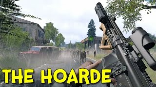 getlinkyoutube.com-THE HORDE! - Arma 3: DayZ Exile - Ep.1