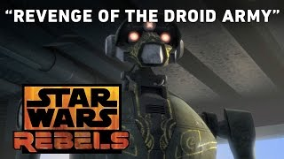 getlinkyoutube.com-Revenge of the Droid Army - The Last Battle Preview | Star Wars Rebels