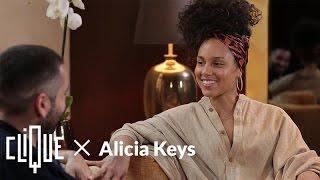 Clique x Alicia Keys