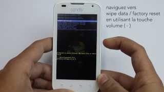 getlinkyoutube.com-(Tutorial) Comment faire le Wipe Restore sur le smartphone Condor C-4