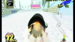 getlinkyoutube.com-Mario Kart Wii - Bullet Bill Hack 1 [WITH CODE]