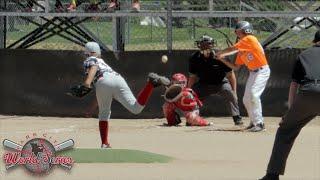 getlinkyoutube.com-Tegan Melanson - Triple Crown World Series 2015 Highlights - Park City, UT
