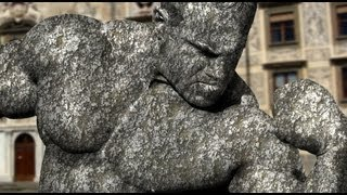 Photoshop Tutorial: How to Transform Someone into a STONE STATUE
