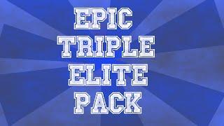 getlinkyoutube.com-TRIPLE ELITE PACK | EPIC REDZONE PACKS