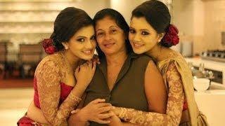 Birthday party of Dinakshie Priyasad's Mother