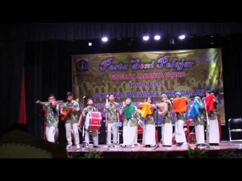 Musikalisasi Puisi SMAN 92 JAKARTA (2015)
