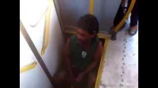 getlinkyoutube.com-Geronimo cantando no ônibus... Part 2