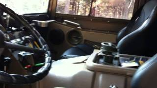 getlinkyoutube.com-Pinzgauer 710K Interior