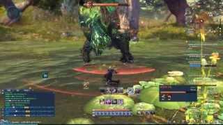 getlinkyoutube.com-Blade & Soul (KR) - Assassin leveling [PvE] [HD] [LvL 46]