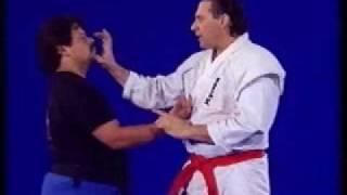 getlinkyoutube.com-Hanshi Frank Dux demonstrates: Dragon Technique