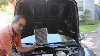 getlinkyoutube.com-2013 Boxster ( 981 ) Ventilation  Cabin Air Filters