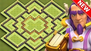 "getlinkyoutube.com-Clash Of Clans | ""NEW"" BEST (TH11) TOWN HALL 11 HYBRID BASE 