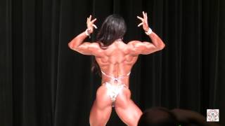 getlinkyoutube.com-IFBB Pro Women's Physique All Competitors 2015 Prestige Crystal Cup