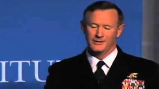 getlinkyoutube.com-NAVY SEAL Commander McRaven on President Obama & Operation Neptune Spear - The bin Laden Raid .mov