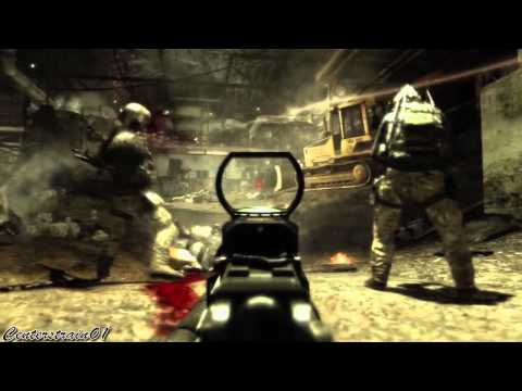 Call Of Duty Modern Warfare 3 Single Player Playthrough Act 3 Part 4