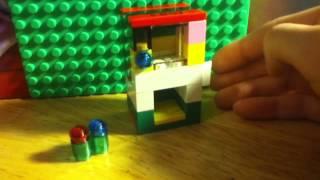 getlinkyoutube.com-Lego Soda Machine Tiny *amazing!*