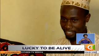 Abdullahi Ogello bypassed suicide bomber in the Riverside terror attack