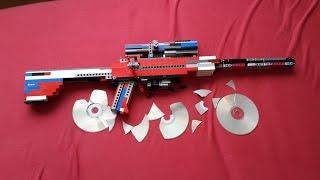 getlinkyoutube.com-Lego [High Powered Sniper]