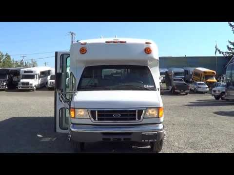 Northwest Bus Sales - 2004 Ford Eldorado Assisted Living Wheelchair Bus For Sale - S91564