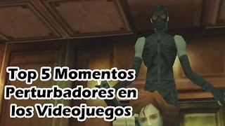 getlinkyoutube.com-Top 5 Momentos Perturbadores en Videojuegos no de Terror