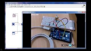 getlinkyoutube.com-Labview arduino - adquisicion y registro de datos
