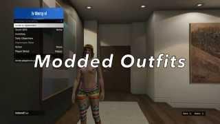 GTA 5 Modded Account Showcase