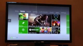 getlinkyoutube.com-How to get past the Xbox Live Code: 8015D002