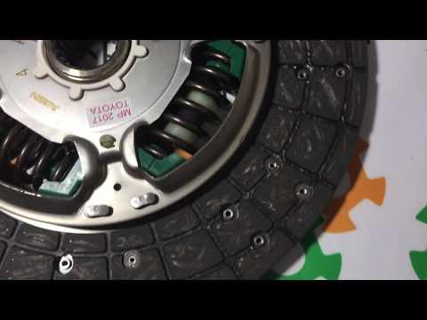 Оригинал диск сцепления Toyota Prado 90