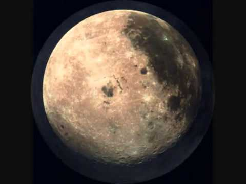 Hazrat Muhammad (SAW) Name on Moon Youtube Muhammad Name on Moon2.flv
