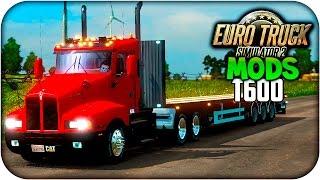 getlinkyoutube.com-Kenworth T600 Day Cab | Sin camarote | + Cargaspack| Euro truck simulator 2 | 1.21 - 1.22