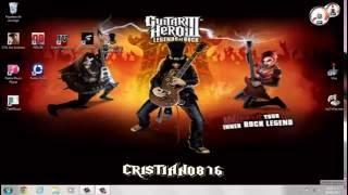getlinkyoutube.com-Jugar Guitar Hero 3 PC con teclado sin rasgueo 100% funcionando.