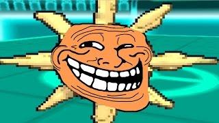 getlinkyoutube.com-Pokemon X and Y WiFi Battle - FUNNY TROLL SOLROCK!