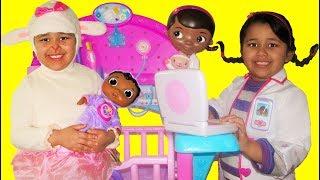 Disney Doc McStuffins Toys and Costume width=