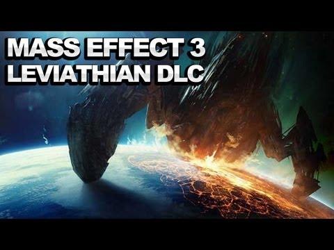 Mass Effect 3: Leviathan Trailer - EA Summer Showcase Livestream