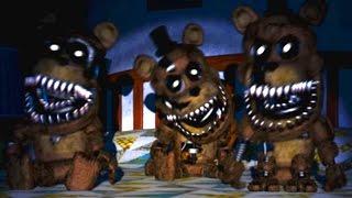 """getlinkyoutube.com-Five Nights at Freddy's 4 """"MAD FREDDY"""""""
