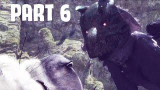getlinkyoutube.com-EVIL TRICO!! The Last Guardian Gameplay Part 6 - The Last Guardian Walkthrough Part 6