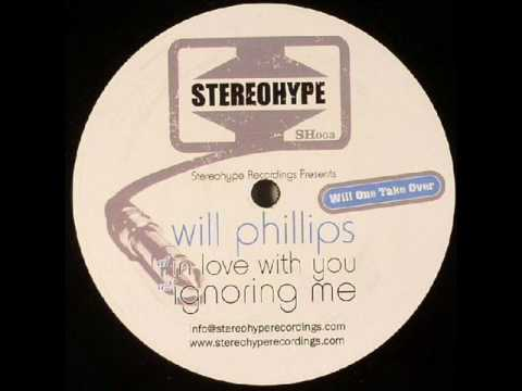 Will Phillips - In Love With You (TO)