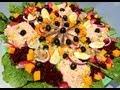 Salad Recipe/Recette de Salade-Sousoukitchen-Cuisine Marocaine