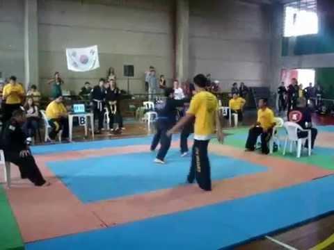 Academia New Fight - IX Campeonato de Hapkido Tadao e Amigos