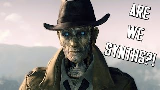 getlinkyoutube.com-Is FALLOUT 4's Main Character A SYNTH?!