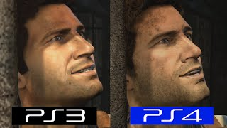 getlinkyoutube.com-Uncharted 1 | PS3 VS PS4  COLLECTION | COMPARATIVA GRAFICA