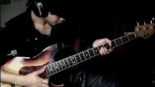 getlinkyoutube.com-山下達郎 Bass Cover「SPARKLE & あまく危険な香り」〜フォーカルジストニアのベースが弾く〜