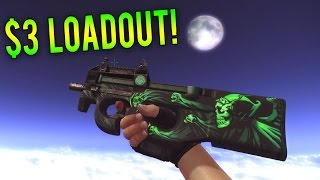 getlinkyoutube.com-COMPLETE CS:GO LOADOUT FOR $3! (Best Cheap Skins Loadout Ever!)