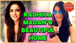 getlinkyoutube.com-Check out Radhika Madan's beautiful home