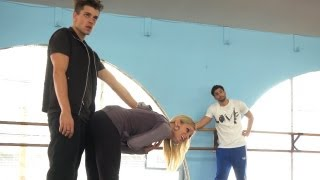 getlinkyoutube.com-FLIRTATIOUS DANCE PRANK